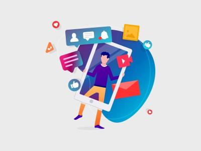 توسعه کسب و کار با شبکه های اجتماعی